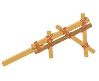 №47 割り箸鉄砲(わりばしてっぽう)!